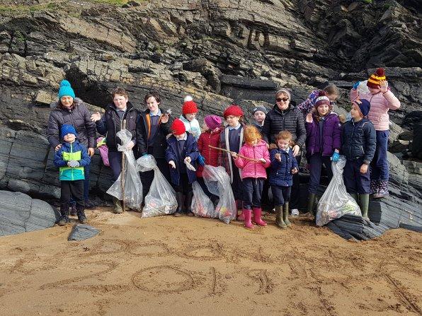Beach Clean 2019